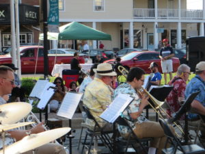 Free Jazz Concert on the Leonardtown Square | Friday, July 9, 2021 2